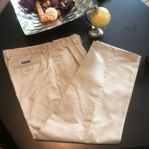 CHAPS KHAKIS 4 POCKETS GENTLY WORN GREAT CONDITION